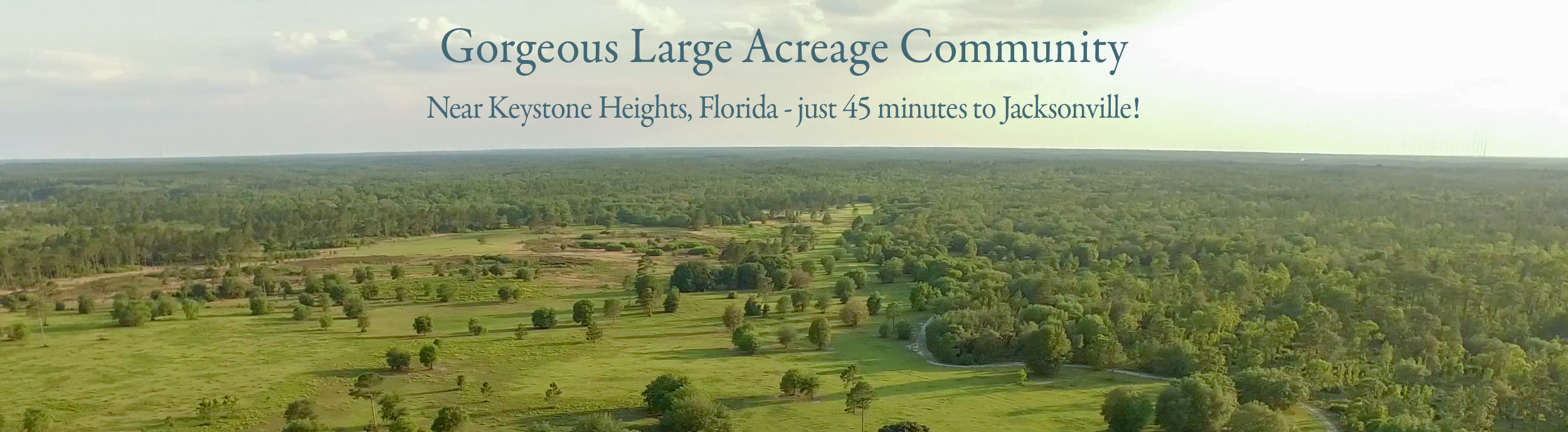 Florida Land Sale