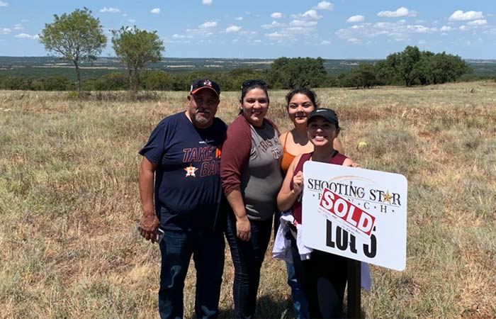 Shooting Star Ranch - Texas Land for Sale